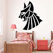 Ghepardo modello Wall Art Decal Wall Art Sticker