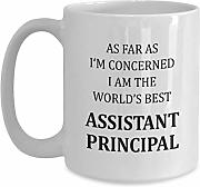 Gift for Assistant Principal As Far As I'm
