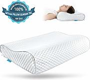 GiiYoon Cuscino Ortopedico in Memory Foam, Cuscino