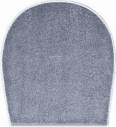 60x60 cm Cotone Grund Natur Tappeto per Il Bagno Marrone