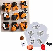 Gytech Stampo in Silicone di Halloween 7face4a7de47