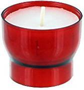 Rigaud BGM287751 Candela Cyth/ère colore rosso misura grande