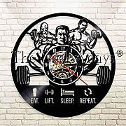 HDNFW 1 Pezzo Eat Lift Sleep Repeat Workout