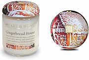 Heart & Home Gingerbread House Candela profumata