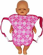 Produktbild: heresell Baby Carrier 1 pz Bambola Zaino per 14 – 40,6 cm Baby Doll & 45,7 cm American Girl Doll Porta Accessori