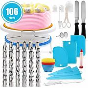 HoneybeeLY 106 Kit per Decorare la Torta PCS con