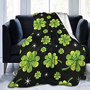 huatongxin St Patrick S Day Hat with Shamrock On