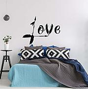 Hwhz 57 X 42 Cm Love Arrow Decal Family Decor-
