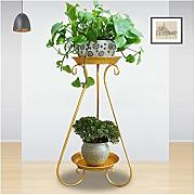 HZTWS Flower Stand Plant Display Nordic in Ferro