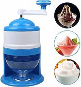Ice Crusher Shaver Manual Ice Grinder Snow Cone