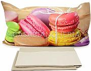 Imberti Completo Lenzuola Macarons a Stampa
