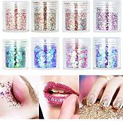 Imposes Fashion Shining Glitter Nail Paillettes