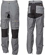 Grigio//Nero Industrial Starter 8028C0002012 Pantaloni Elasticizzati da Lavoro XXL