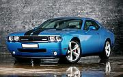 Inspired Walls Dodge Challenger Muscle Car Giant