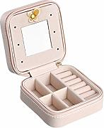 Itemer ambientale PU Portable Jewelry case