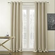 IYUEGOU Classic Solid Polyester Room Darkening