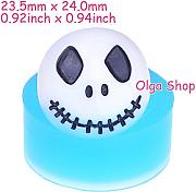 J182 Stampo Fimo Stampo silicone Halloween