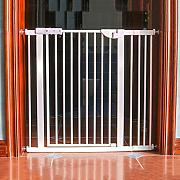 JHUEN Cancello di Sicurezza Extra Wide Baby Gate