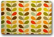 Jiayou J Orla Kiely Custom Doormat Indoor Outdoor