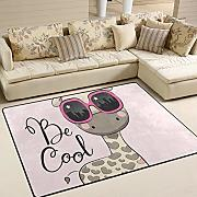 JINCAII Cool Cartoon Carino Giraffa Occhiali da