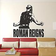 jiuyaomai Superstar Wrestlers Vinile Wall Stickers
