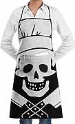 Johnson hop Skull-Chef Cooking Cooking Baking