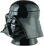 Joy Toy Darth Vader Contenitore Tridimensionale In Ceramica Con Coperchio, Ceramica, Multicolore, 17X17X22 Cm