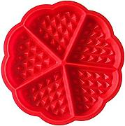 JUNGEN stampo in silicone per cottura waffle