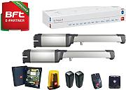 KIT Cancello Ante Battenti PHOBOS BT A25 R935306 00004 automatismo 24V 2,5mBFT