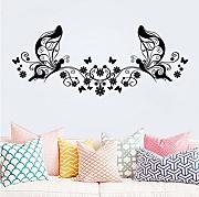 Knncch Butterfly Fairy Stickers Murali Stickers