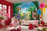 Komar-Poster murale Fate Disney Meadow Carta da