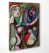LaMAGLIERIA FINE Art - Picasso Girl Before A