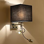 stai cercando lampada a muro lampade per lettura lionshome. Black Bedroom Furniture Sets. Home Design Ideas