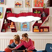 Lampadari camerette ragazzi confronta prezzi e offerte lionshome - Luci camera bambini ...