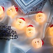 Lanterna a Led String Christmas Snowman Avatar