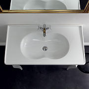 Lavabo consolle 105 Time