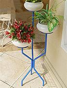LB Balcone Flower Pot Rack Holder Ferro European