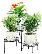 LB Ferro Flower Pot mensola pianta Supporto