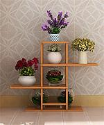 LB Semplice Flower Pot Shelf europeo creativo