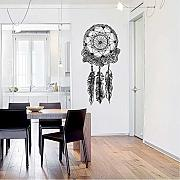 Lbonb Bohemian Home Decor Dreamcatcher Adesivo