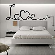 Lbonb Vinilo Pared Decorativo Amor Pegatinas De