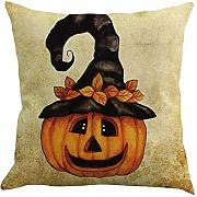 LEEDY Cover, cuscino Happy Halloween di