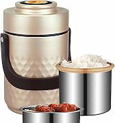 LGLFXZJDFHA Lunch Box Thermos isolato di