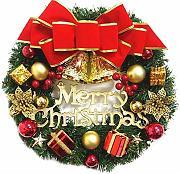 EXCEART Nastro di Natale con Fiocco di Neve 2 Pezzi per Fiocchi di Ghirlande E Decorazioni Natalizie
