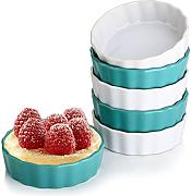 Lifver 150 ml Ramekin in ceramica, dimensioni di