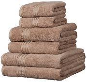 Giada Linens Limited Supreme A 70 cm x L 125 cm Asciugamano in Cotone Egiziano 100/%