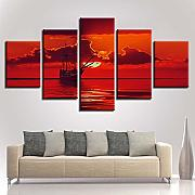 Living Room Decor Wall Art Quadro HD Stampa 5