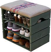 LIZA Mobile scarpiera di Legno ce9f6c4c506
