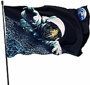 LL-Shop Astronauta Blue Art White Theme
