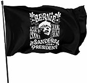 LL-Shop Bernie Sanders for President Flags 3x5